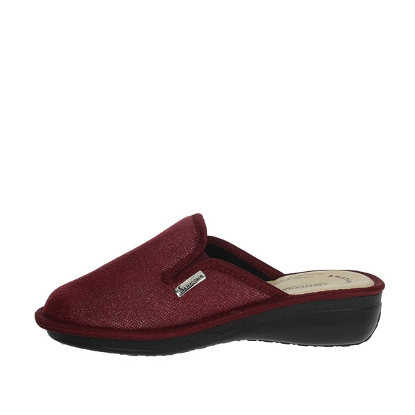 Sanycom Shoes slippers Burgundy 180