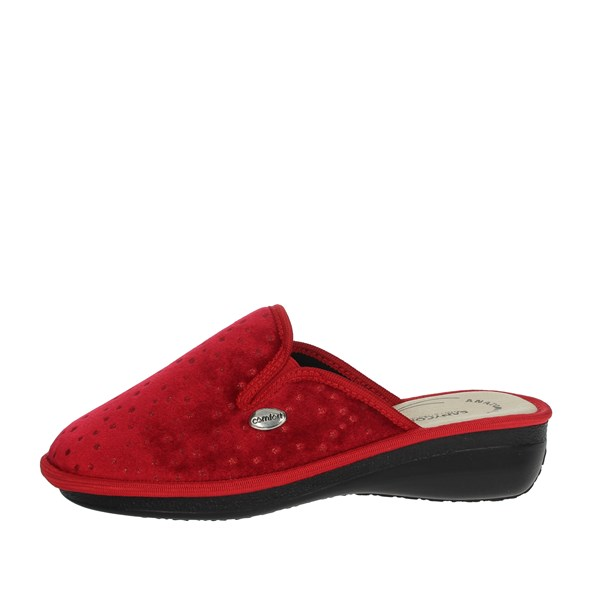 Sanycom Shoes slippers Red 180