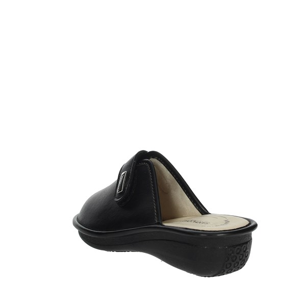 Sanycom Shoes slippers Black 199