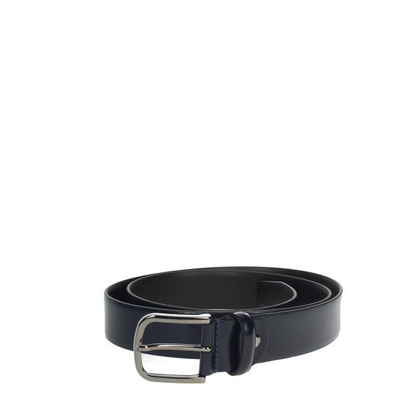 Cinture Artigianali Accessories Belt Blue ABRASITAVO