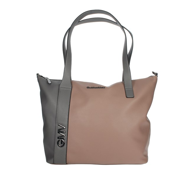 Gianmarco Venturi Accessories Bags Grey GBPD0017SG3