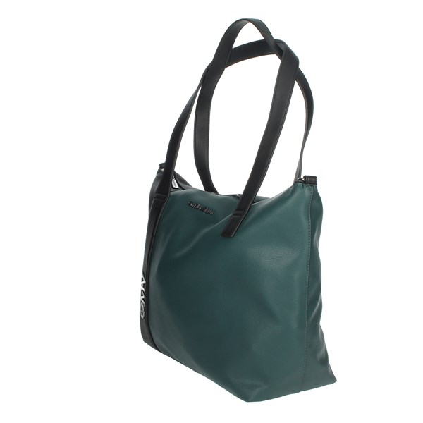 Gianmarco Venturi Accessories Bags Teal GBPD0017SG3