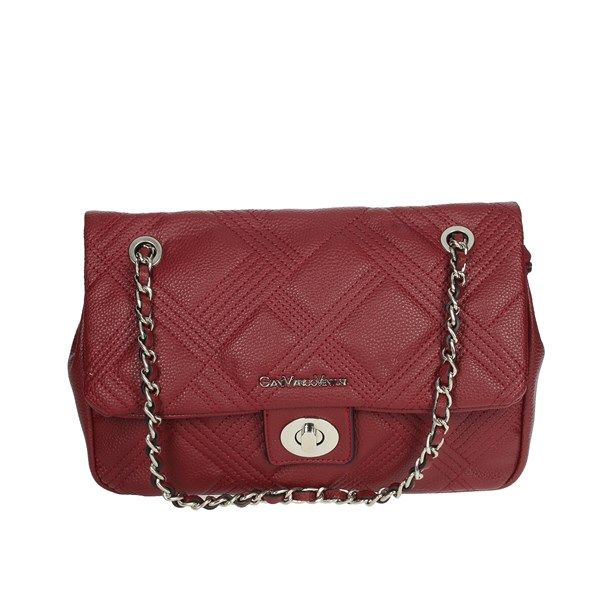 Gianmarco Venturi Accessories Bags Burgundy GBPD0002CL2