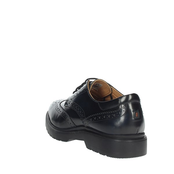 Impronte Shoes Brogue Blue IM92000A