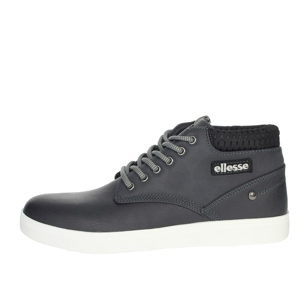 Ellesse Shoes Comfort Shoes  Black EL92M80424