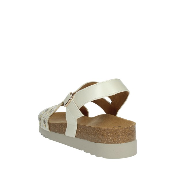 Scholl Shoes Sandals White ADANNA SANDAL