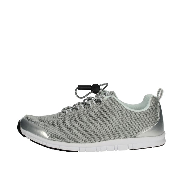 Scholl Shoes Sneakers Silver WIND STEP