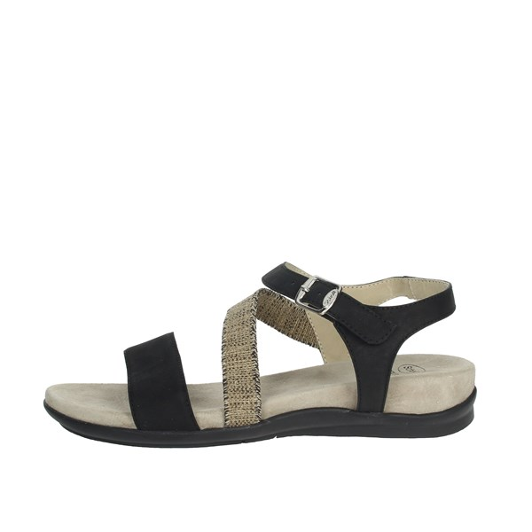 Scholl Shoes Sandals Black AMBRETTE