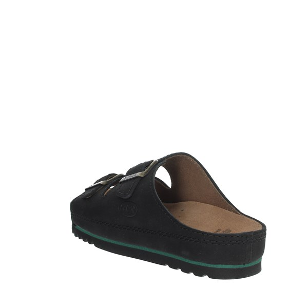Scholl Shoes slippers Black AIR BAG