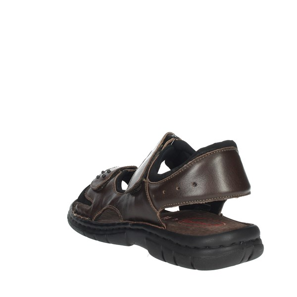 Wage Shoes Sandals Brown 872681