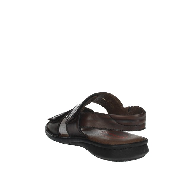 Wage Shoes Sandals Brown 876756