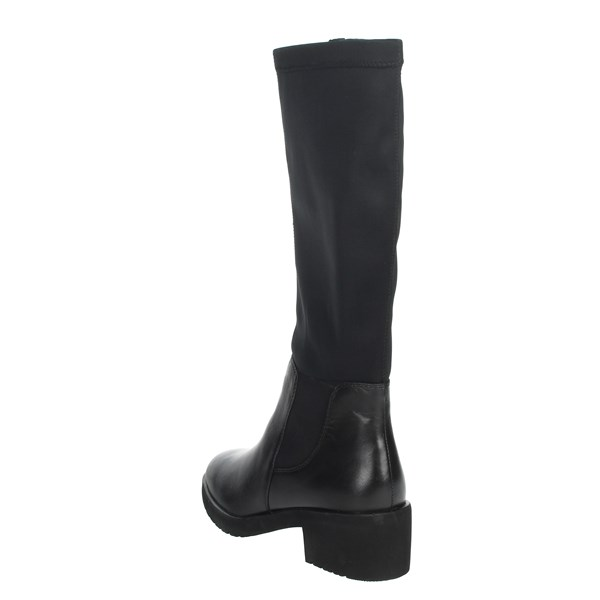 Cinzia Soft Shoes Boots Black IV11728-NLL