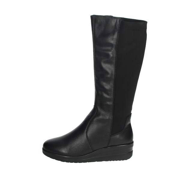 Cinzia Soft Shoes Boots Black IV7337A-NL