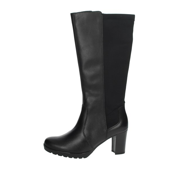 Cinzia Soft Shoes Boots Black IV11758-NLL