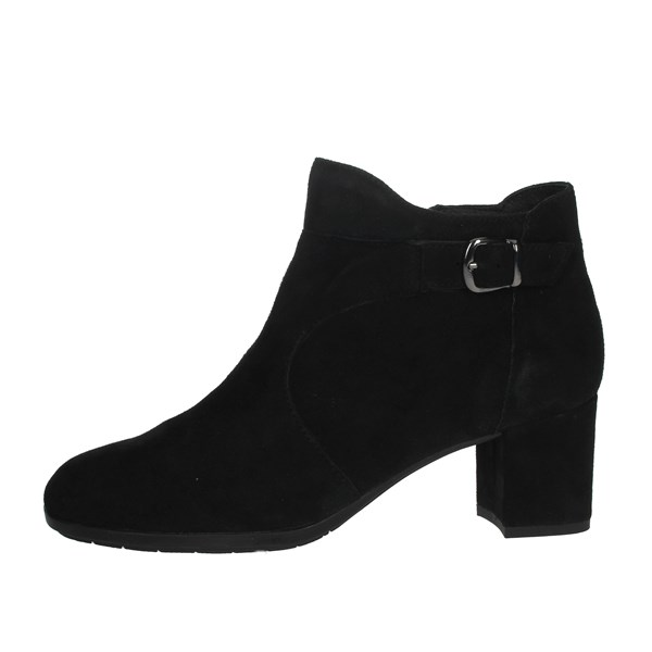 Cinzia Soft Shoes Ankle Boots Black IV11814-GS