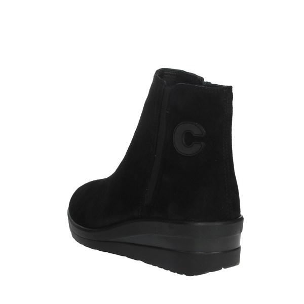 Cinzia Soft Shoes Ankle Boots Black IV6021-AS
