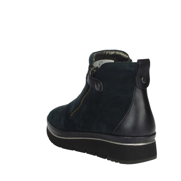 Cinzia Soft Shoes Ankle Boots Blue MVA19257