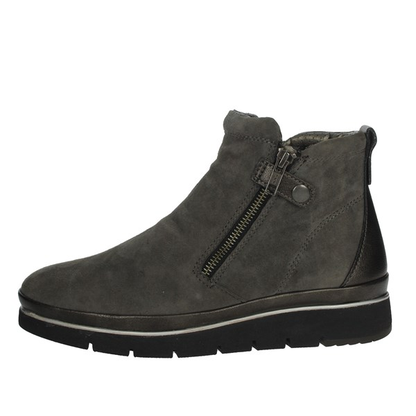 Cinzia Soft Shoes Ankle Boots Grey MVA19257