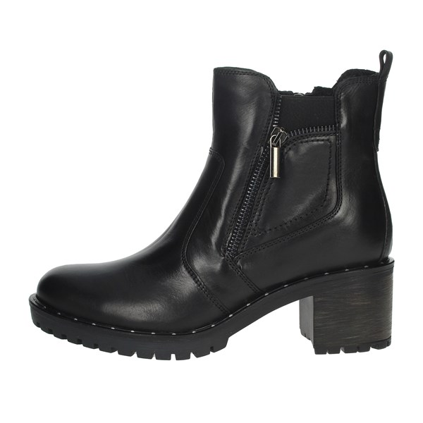 Cinzia Soft Shoes Ankle Boots Black PAF25406