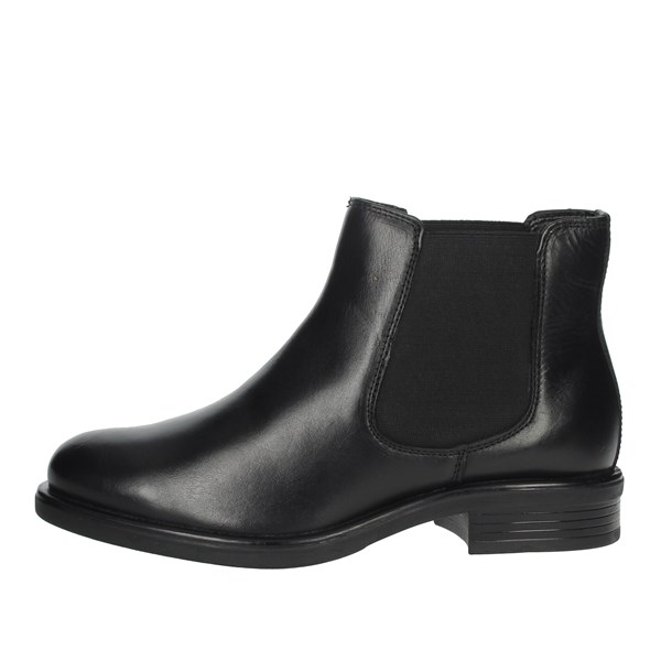 Cinzia Soft Shoes Ankle Boots Black PF5389