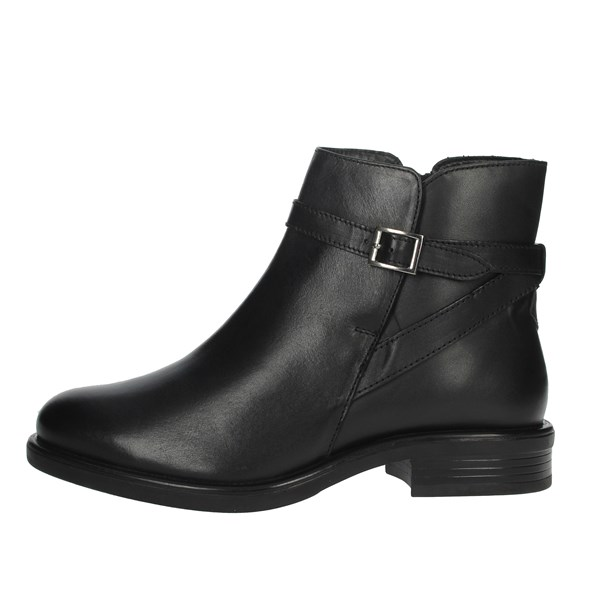 Cinzia Soft Shoes Ankle Boots Black PF5388