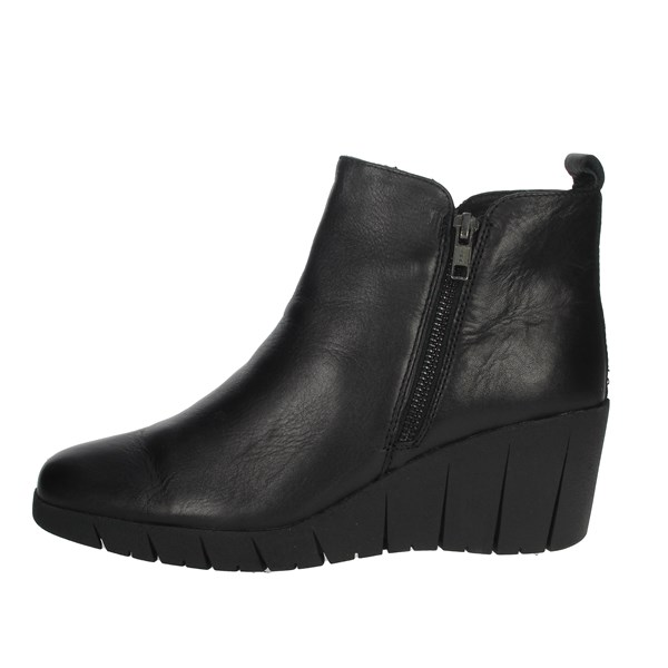 Cinzia Soft Shoes Ankle Boots Black IV11704-AM