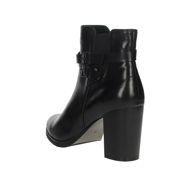 Cinzia Soft Shoes Ankle Boots Black ICB114