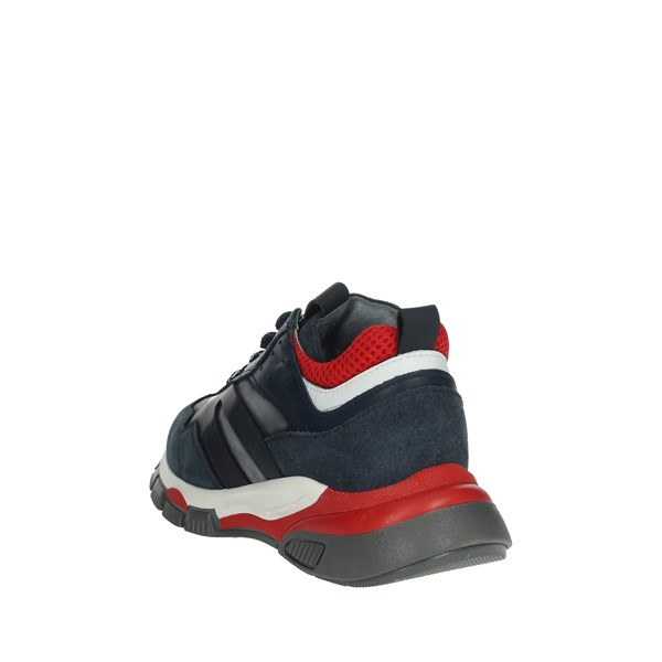 Nero Giardini Shoes Sneakers Blue A933632M