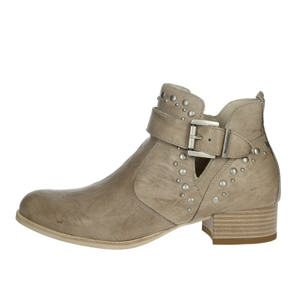 Nero Giardini Shoes Ankle Boots Beige P907662D