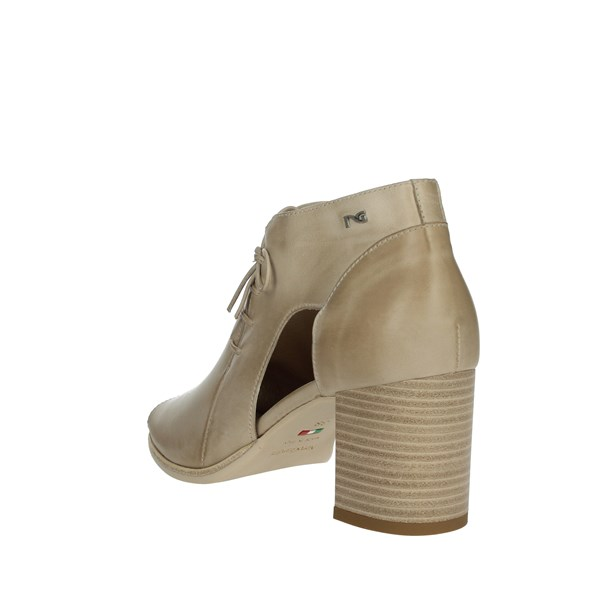 Nero Giardini Shoes Ankle Boots Beige P907640D