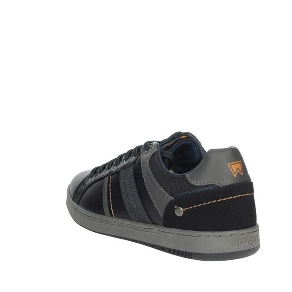 Wrangler Shoes Sneakers Black WM92120A