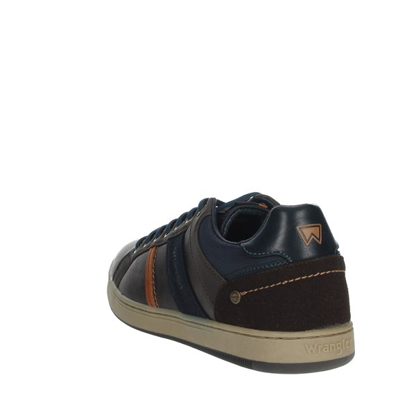 Wrangler Shoes Sneakers Brown WM92120A
