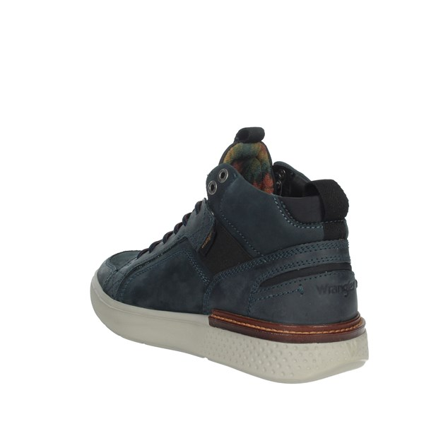Wrangler Shoes Sneakers Blue WM92102A