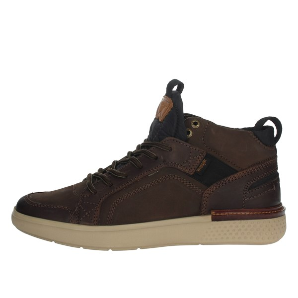 Wrangler Shoes Sneakers Brown WM92102A