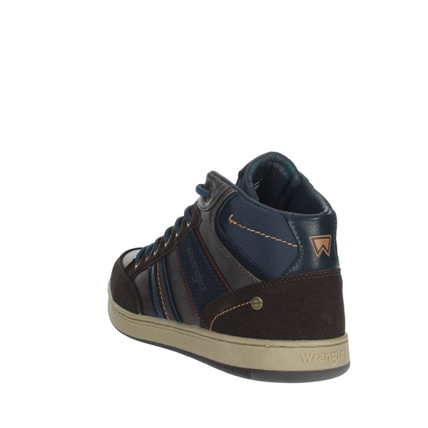 Wrangler Shoes Sneakers Brown WM92121A