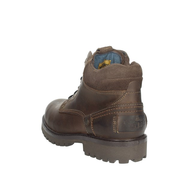 Wrangler Shoes Boots Brown WM92000A