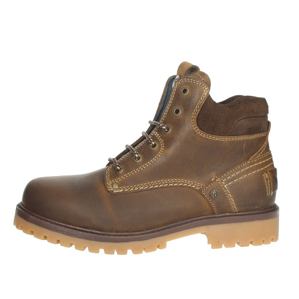 Wrangler Shoes Boots Brown Taupe WM92000A
