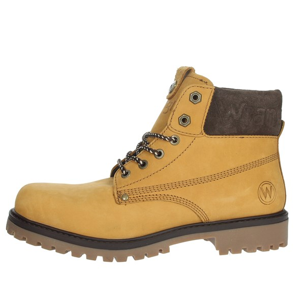 Wrangler Shoes Boots Yellow WM92011A