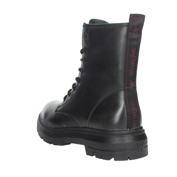 Wrangler Shoes Boots Black WL92634A