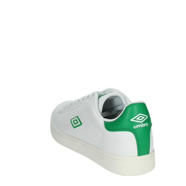 Umbro Shoes Sneakers White/Green RFP38071S
