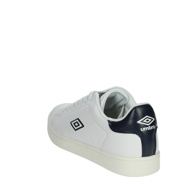 Umbro Shoes Sneakers White/Blue RFP38071S