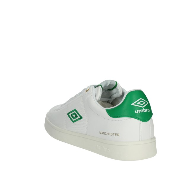 Umbro Shoes Sneakers White/Green RFP38074S
