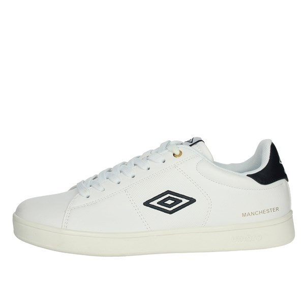 Umbro Shoes Sneakers White/Blue RFP38074S