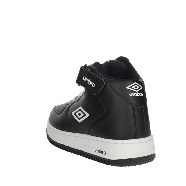 Umbro Shoes Sneakers Black/White RFP38078S