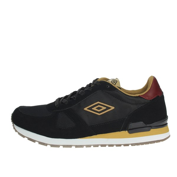 Umbro Shoes Sneakers Black RFP38062S