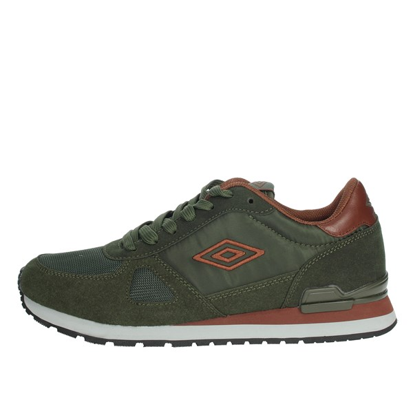 Umbro Shoes Sneakers Dark Green RFP38062S