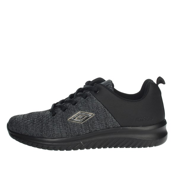 Umbro Shoes Sneakers Black/Grey RFR38068S