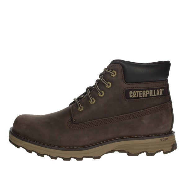 Caterpillar Shoes Boots Brown P721591