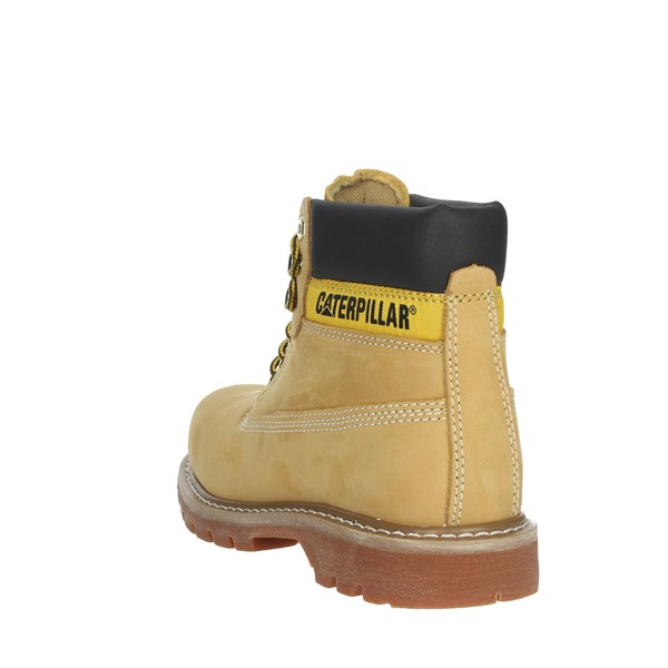 Caterpillar Shoes Boots Yellow P306831