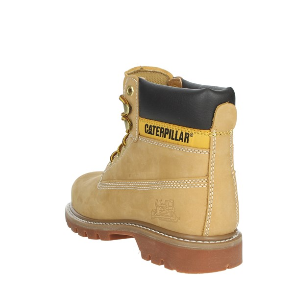 Caterpillar Shoes Boots Yellow PWC44100-940